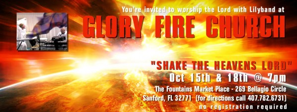 Glory Fire Church Sanford FL